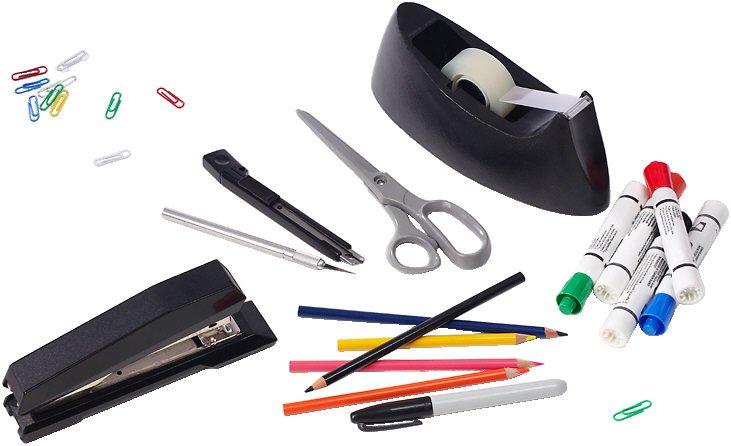 Art School Supplies Batteries